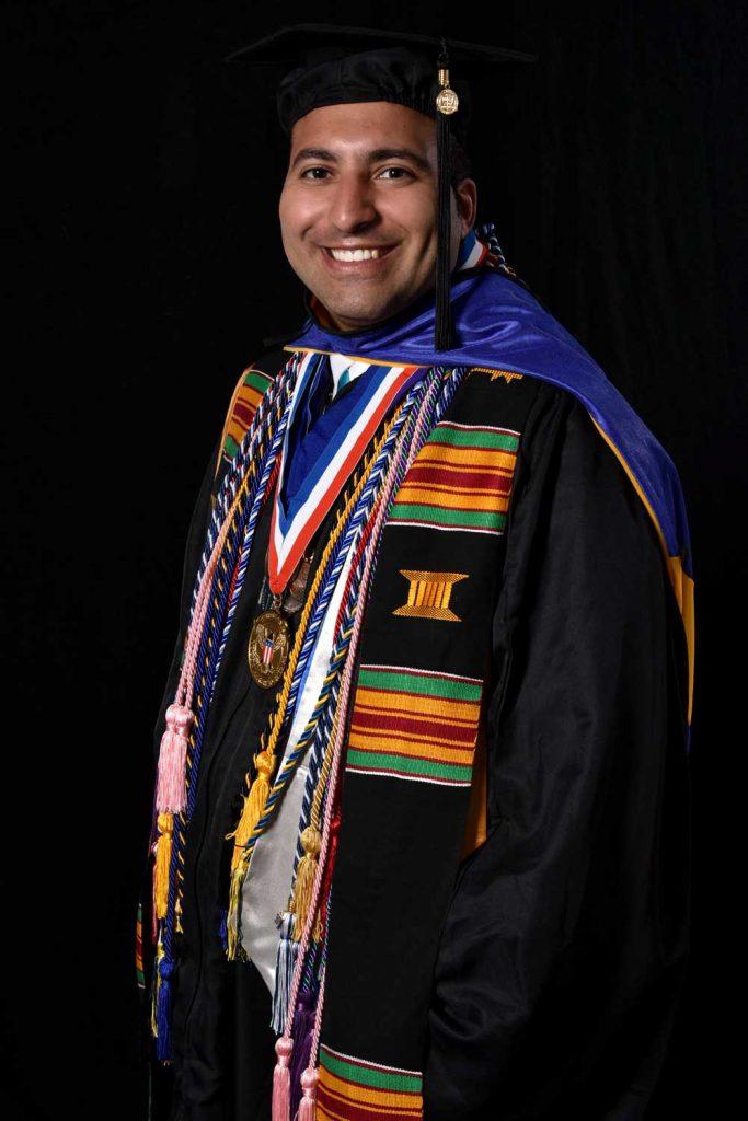 academic leader photographer