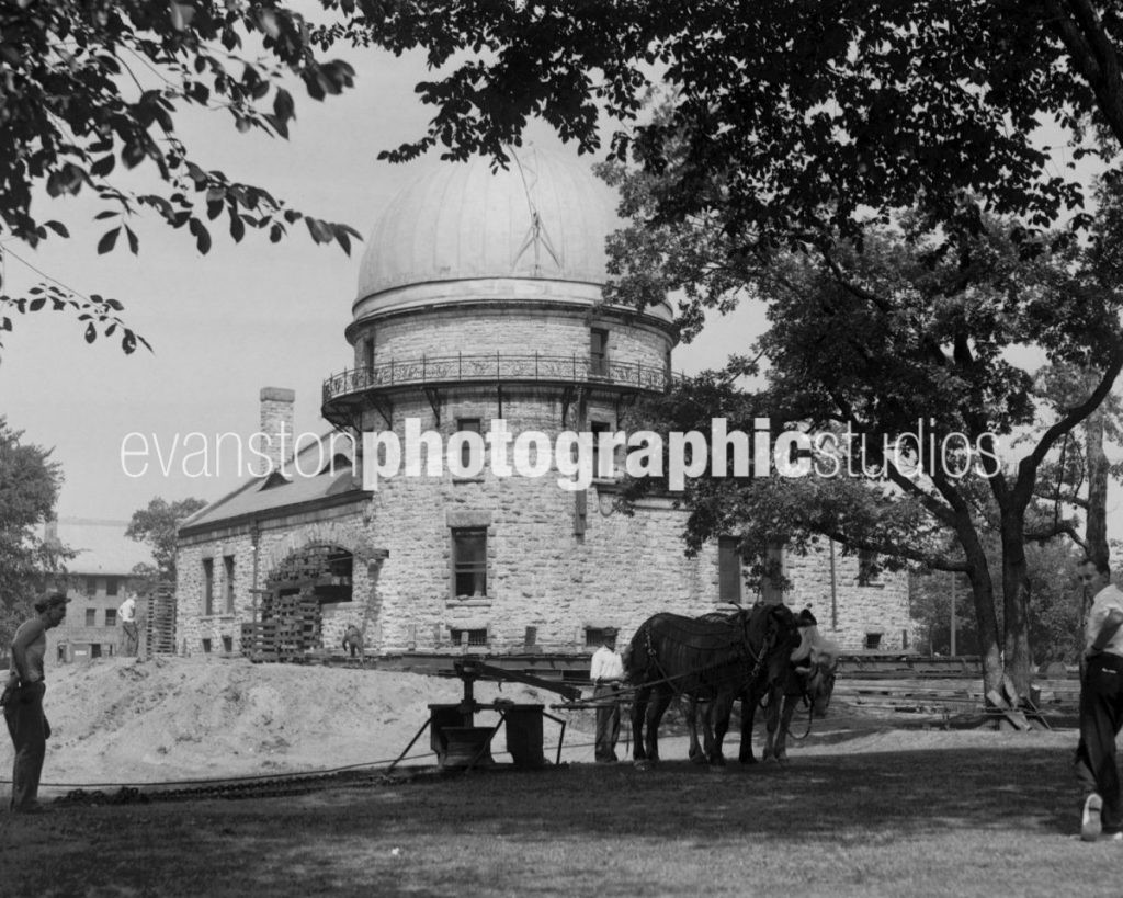 archive photo observatory